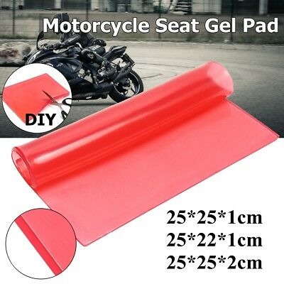 Comfortable Motorcycle Seat Gel Pad Polyurethane Shock Absorption Mat Cushion