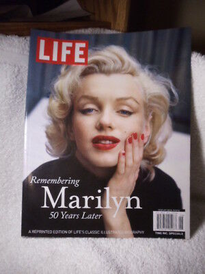 """Life Magazine """"remembering Marilyn 50 Years Later"""" Photos 2012"""