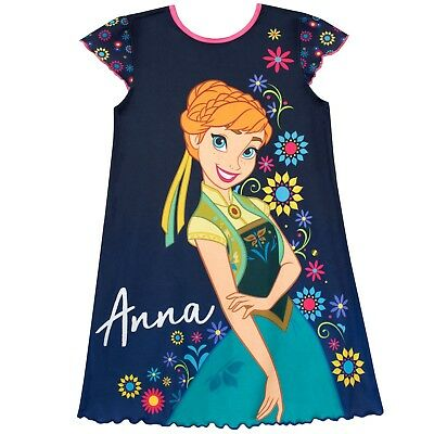 Frozen Nightdress | Girls Frozen Pyjamas | Disney Frozen Nightie | NEW