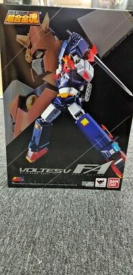 Bandai Soul Of Chogokin Gx-79 Voltes V F.a Diecast In Stock Now