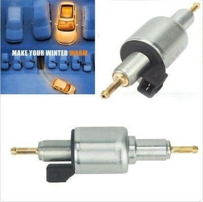 1pc Silver Oil Fuel Pump New for 2KW to 5KW Webasto Eberspacher Heaters DC 12V