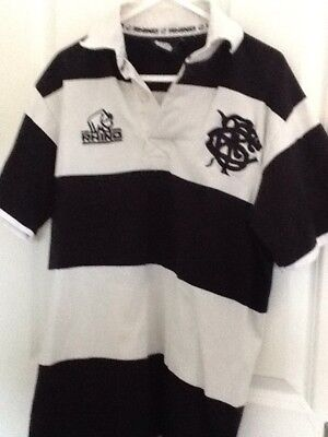 Barbarians rugby shirt