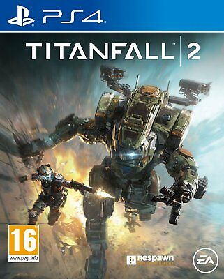 Titanfall 2 (PS4) BRAND NEW AND SEALED - IN STOCK - QUICK DISPATCH - IMPORT