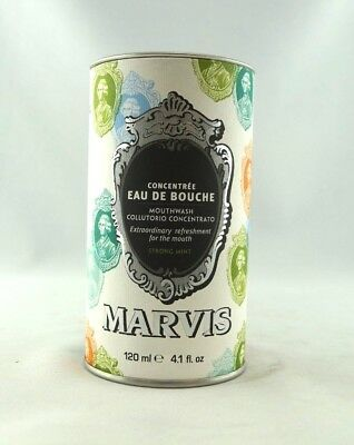 MARVIS - MOUTHWASH - STRONG MINT 120ML Ohne FOlie
