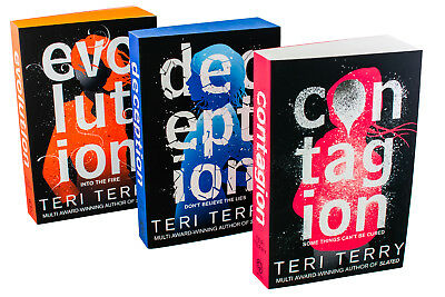 Dark Matter Trilogy 3 Books Young adult Collection Paperback By Teri Terry