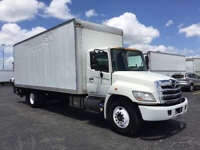 Penske Used Trucks - unit # 619277 - 2012 Hino 268