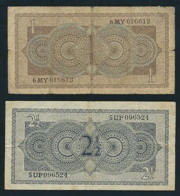 """Netherlands: 1949-73 Collection 5 different including WORD PREFIXES """"MY"""" & """"UP"""""""
