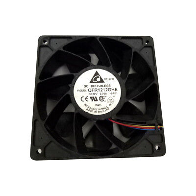 Cooler Cooling Fan 6000RPM Replacement For Antminer Bitmain S7 S9 High S1R9L