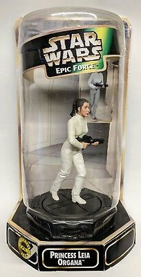 Kenner Epic Force Princess Leia Organa with Tatooine Sunburn