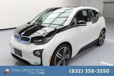 BMW i3 w/Range Extender Texas Direct Auto 2016 w/Range Extender Used Automatic RWD Hatchback