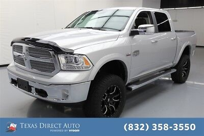Ram 1500 Longhorn Texas Direct Auto 2016 Longhorn Used 5.7L V8 16V Automatic 4WD Pickup Truck
