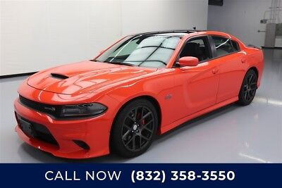 Dodge Charger R/T Scat Pack Texas Direct Auto 2016 R/T Scat Pack Used 6.4L V8 16V Automatic RWD Sedan