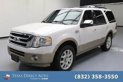 Ford Expedition 4x2 King Ranch 4dr SUV Texas Direct Auto 2014 4x2 King Ranch 4dr SUV Used 5.4L V8 24V Automatic RWD SUV