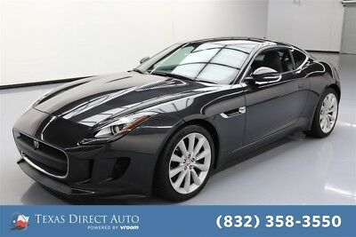 Jaguar F-Type V6 Texas Direct Auto 2015 V6 Used 3L V6 24V Automatic RWD Coupe Premium