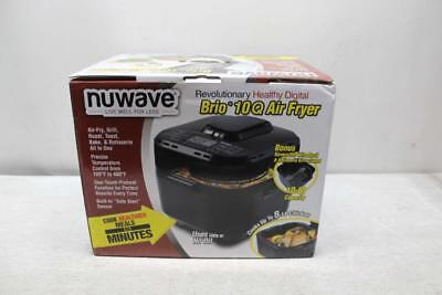 NuWave 10 Quart Airfryer Black 37101