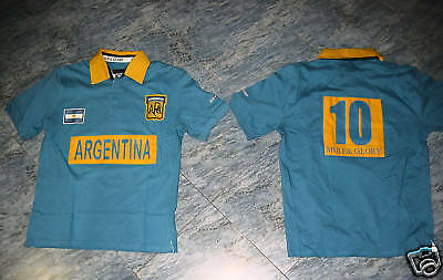 Mud & Glory Pole Rugby Argentina Cotton Size Xl