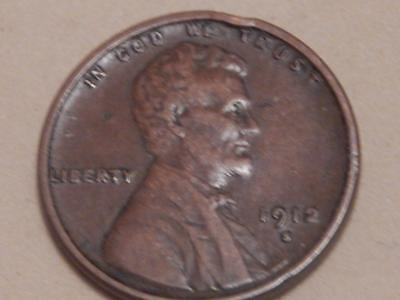 1912 S Lincoln Wheat Ear, Cent, Penny.xf