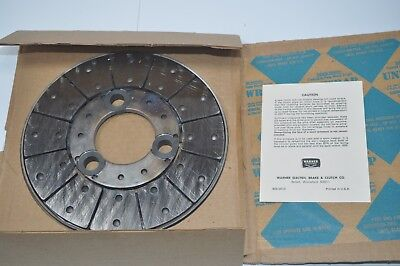 New Warner Electric Clutch/Brake Armature Assembly Part# 5301-111-018