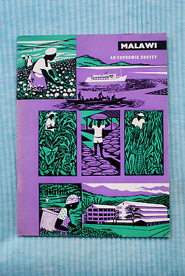 Malawi - An Economic Survey by Barclays Bank - 1970 -33 pages - Africa