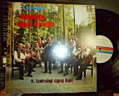 "D. SZUTESANYI GYPSY BAND ""A Vén Cigány"" Hungarian Gypsy Melodies LP VG+/NM"