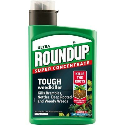 Roundup Ultra Weedkiller, 1l