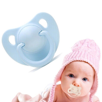 Cute Infant Baby Kids Dummy Teat/Nipple Soother Silicone Orthodontic Pacifier