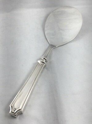 King Albert by Whiting Sterling Handle Pastry Server