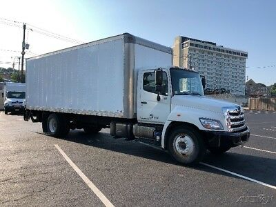 Penske Used Trucks - unit # 630307 - 2013 Hino 268
