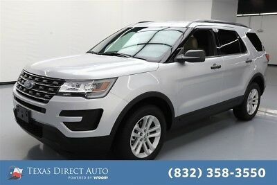 Ford Explorer  Texas Direct Auto 2017 Used 3.5L V6 24V Automatic 4WD SUV