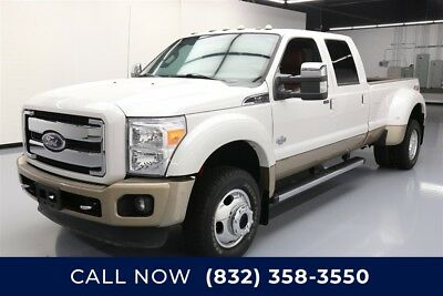 Ford F-450 4x4 King Ranch 4dr Crew Cab 8 ft. LB DRW Pickup Texas Direct Auto 2012 4x4 King Ranch 4dr Crew Cab 8 ft. LB DRW Pickup Used 4WD