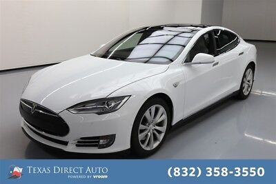 Tesla Model S AWD 70D 4dr Liftback Texas Direct Auto 2016 AWD 70D 4dr Liftback Used Automatic AWD