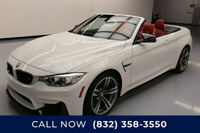BMW M4  Texas Direct Auto 2017 Used Turbo 3L I6 24V Automatic RWD Convertible Premium