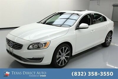 Volvo S60 Inscription Texas Direct Auto 2018 Inscription Used Turbo 2L I4 16V Automatic FWD Sedan