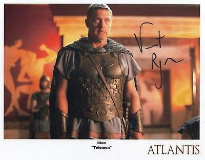 "ATLANTIS Auto Photo Print Vincent Regan ""Dion"""