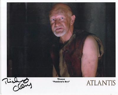 "ATLANTIS Auto Photo Print Richard Clews ""Thanos"""