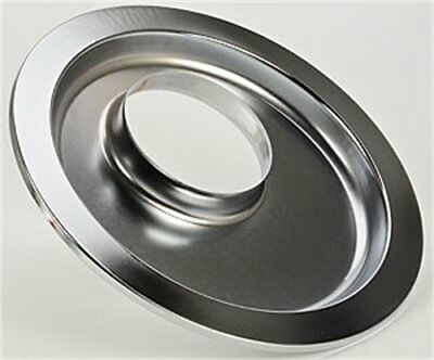 K&N 85-3540 14'' Offset Air Cleaner Base 4150 style 5-1/8'' Carb Flange