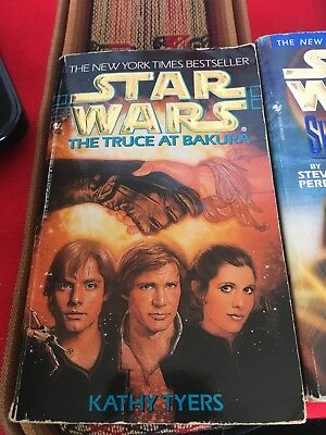 2 Epic Star Wars Books star Wars The Truce At Bakura