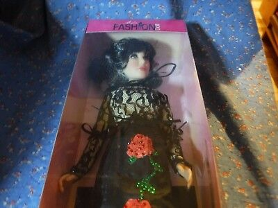 Appears NRFB Marie Osmond Fashion Doll  Paper Roses  About 16 Inch High