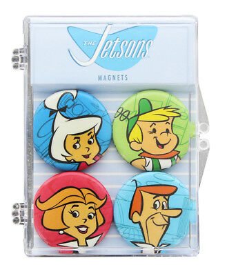 Hanna-Barbera The Jetsons Magnet 4-Pack