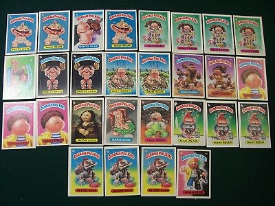 Garbage Pail Kids Cards Second Series Group