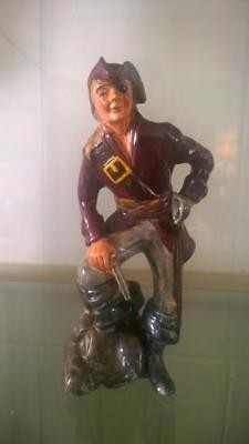 Scarce Vintage Ridgway Sterling 'Pirate' from English Character Series C 1950+