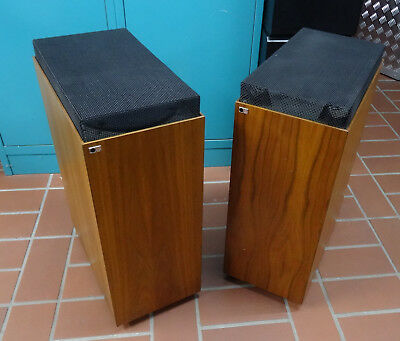 vintage speakers made in Sweden modern design Paar Sonab Typ 2 OA-5 Hifi Boxen