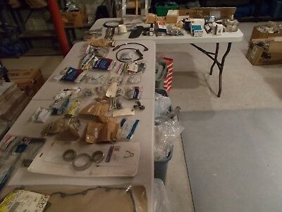 Gm-Delco-Group Of 65 New Old Stock Parts All For One Price! See Pictures!