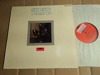 Bee Gees - 2 Years On - Lp - Polydor 2310 069 - Germany 1971