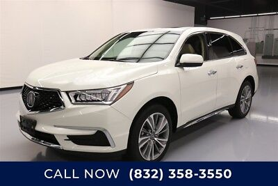 Acura MDX w/Technology Pkg Texas Direct Auto 2017 w/Technology Pkg Used 3.5L V6 24V Automatic FWD SUV