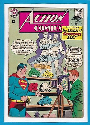 Action Comics #310_March 1964_Very Good Minus_Superman_Jimmy Olsen_Silver Age!