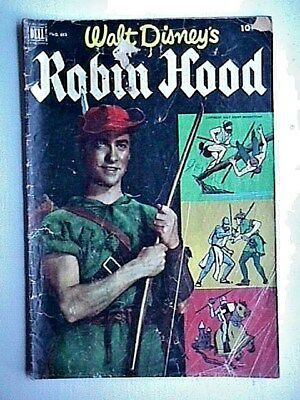 669 Robin Hood 1952 Collectible Comic Book