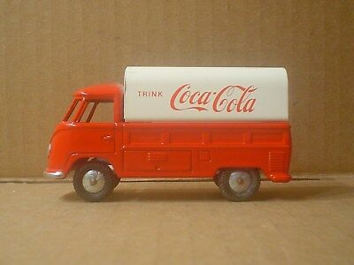 Coca Cola Die cast Volkswagen VW Pick-up Truck ~ Budgie ~ England