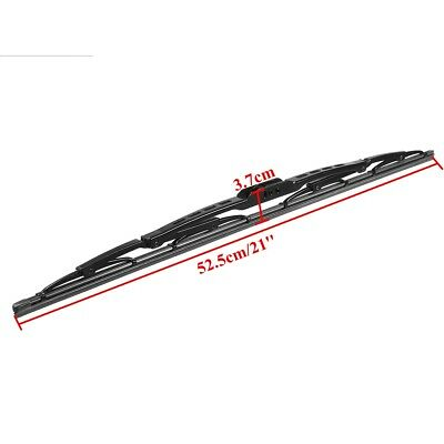 Pair 21'' Front Window Windscreen Wiper Blades For Renault Clio MK2