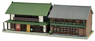 Tomytec diorama collection building collection 058-3 hatago 3 dior<Japan import>